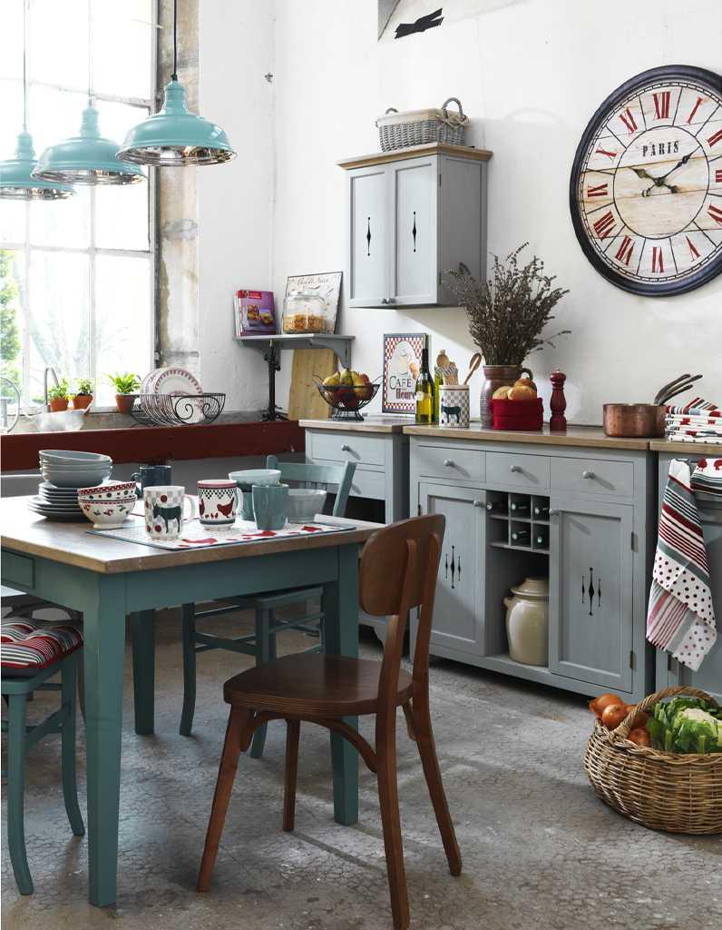 Top 5 des accessoires r tro pour une cuisine vintage westwing - Deco de cuisine ...