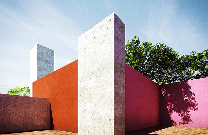 Luis Barragán, l'architecte coloriste mexicain