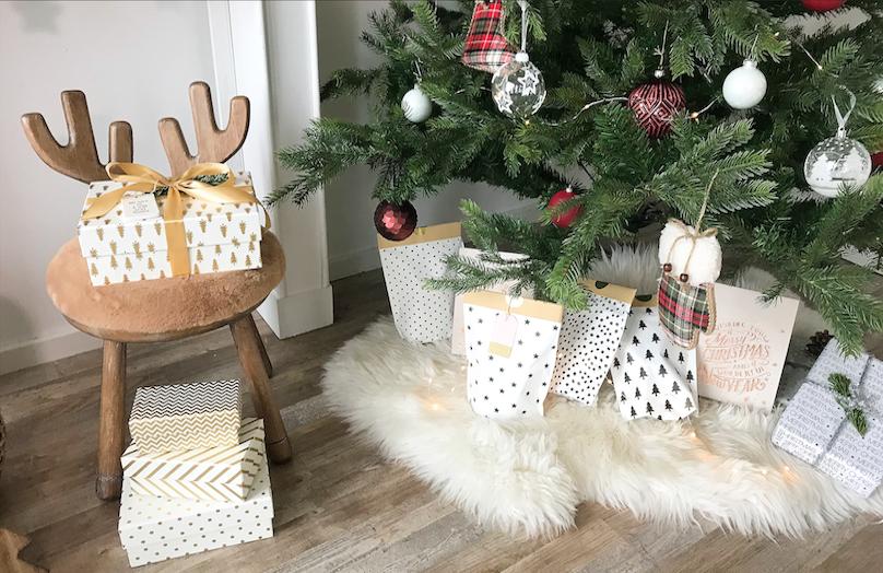 L'emballage parfait pour vos cadeaux