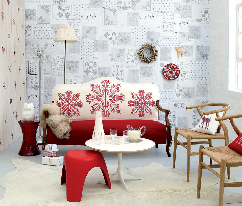 Natale in stile scandinavo westwing magazine - Decorazioni natalizie moderne ...