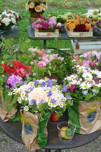 fiori sacchetti