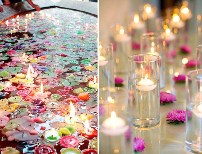 lago di candele