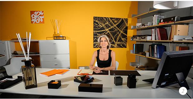 Paola Marella ufficio