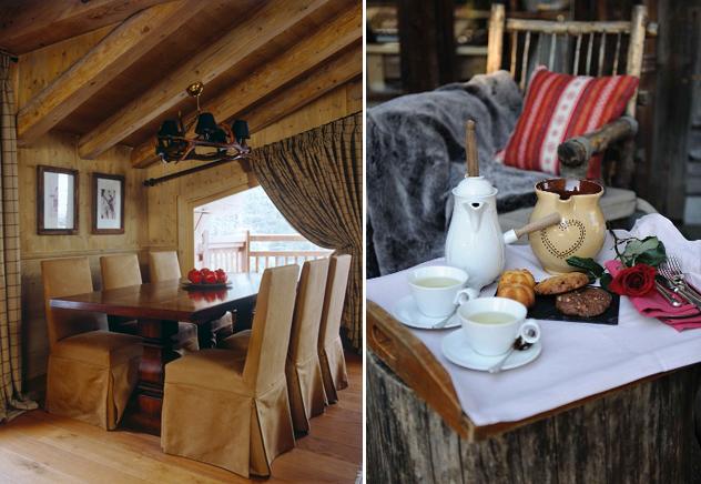 Stile chalet per un caldo rifugio westwing magazine for Piccoli piani di baite