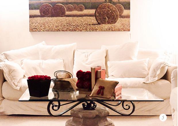 divano crema mornata