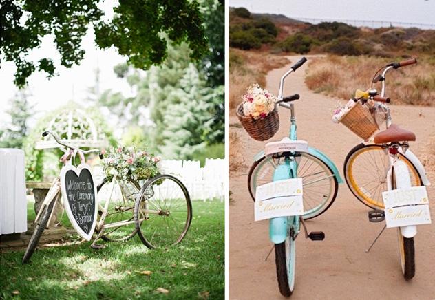 biciclette natura