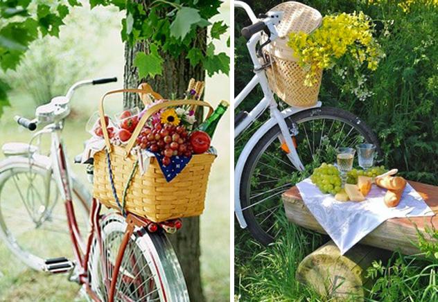 biciclette frutta