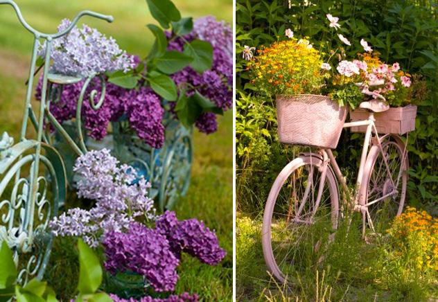 biciclette ortensie