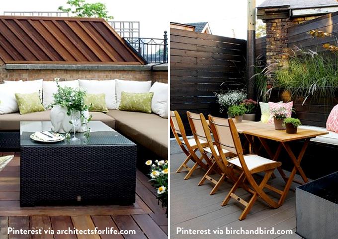 material terrace
