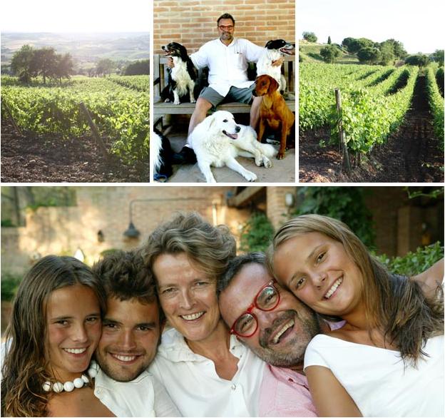 oliviero & family