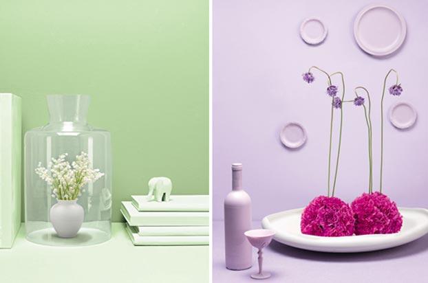 fiori bagno