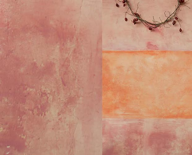 muro rosa