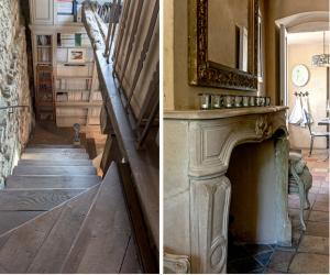 scale e salotto