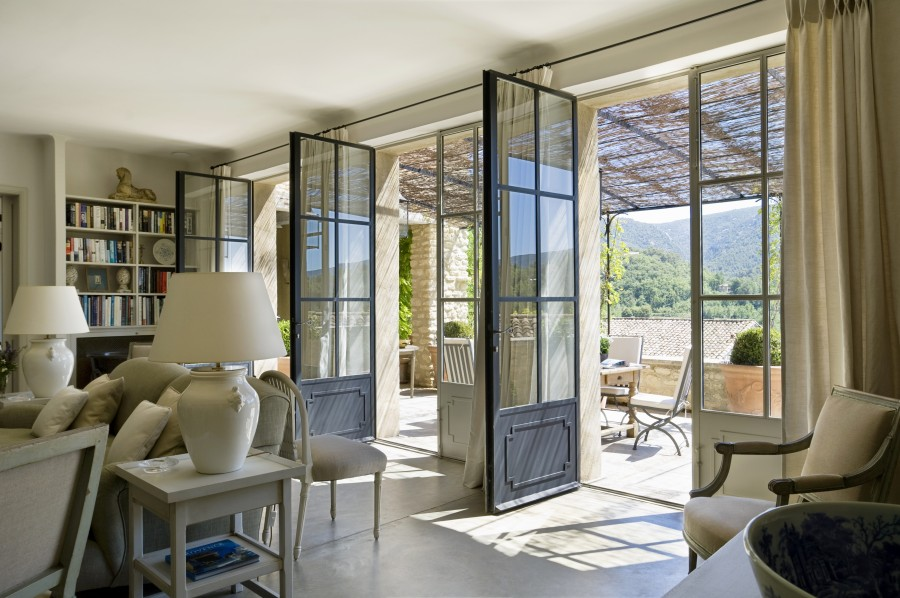 Provenza affresco country westwing magazine - Casa country style ...
