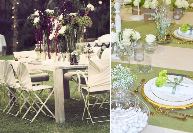 tavola nozze