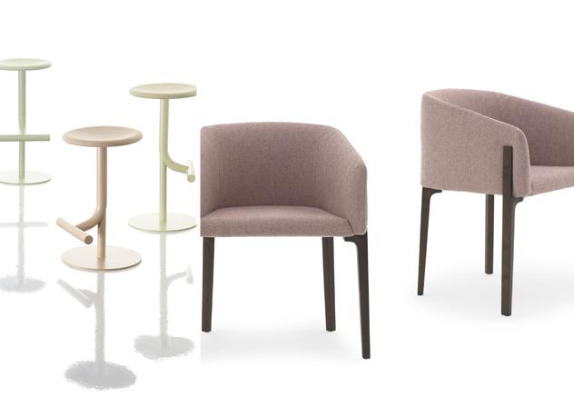 sedie e sgabelli