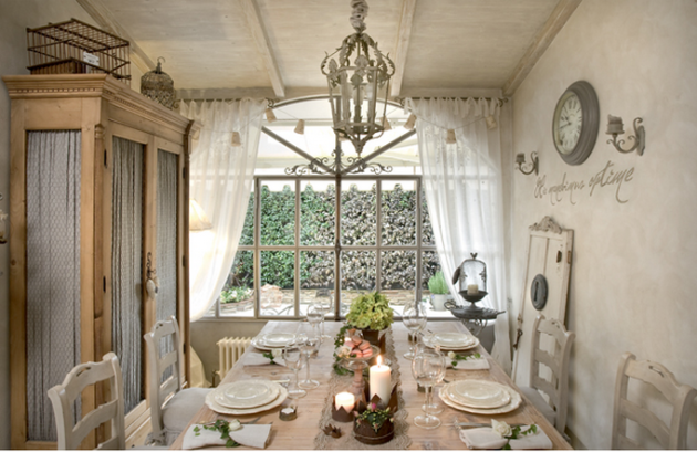 Semplicemente bellissimo atmosfera country westwing for Case shabby chic country