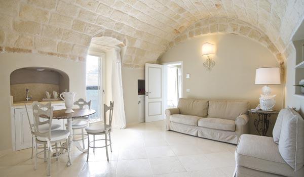 Estate in Salento - Hotel Don Ferrante - Soggiorno