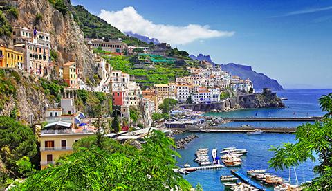 In viaggio con Dalani - I colori di Amalfi