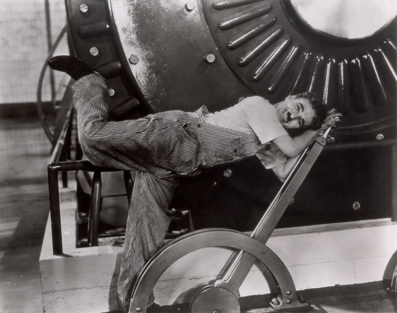 Venezia, Charlie-Chaplin