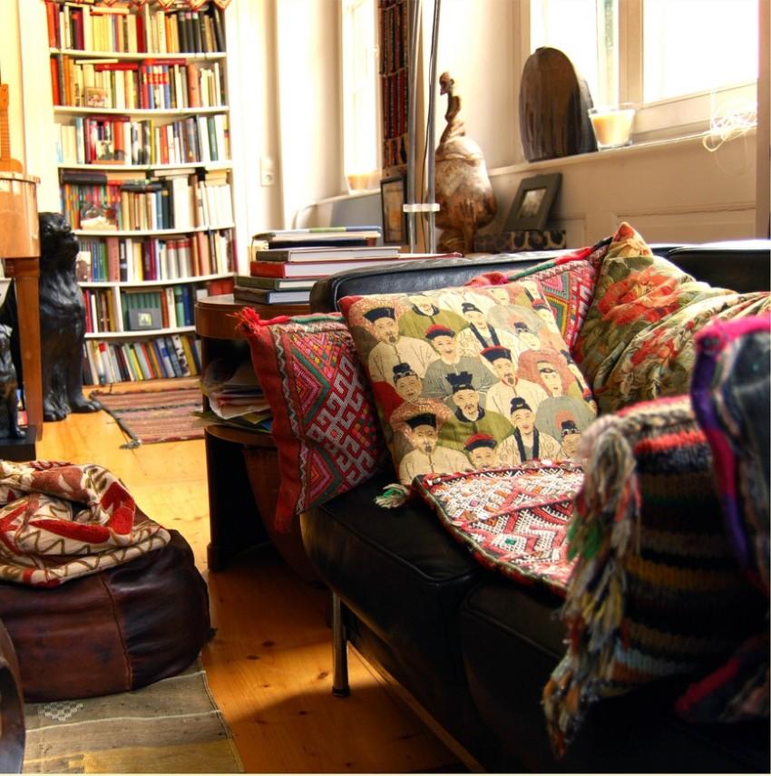 Stagioni di casa: living bohémien  DALANI MAGAZINE