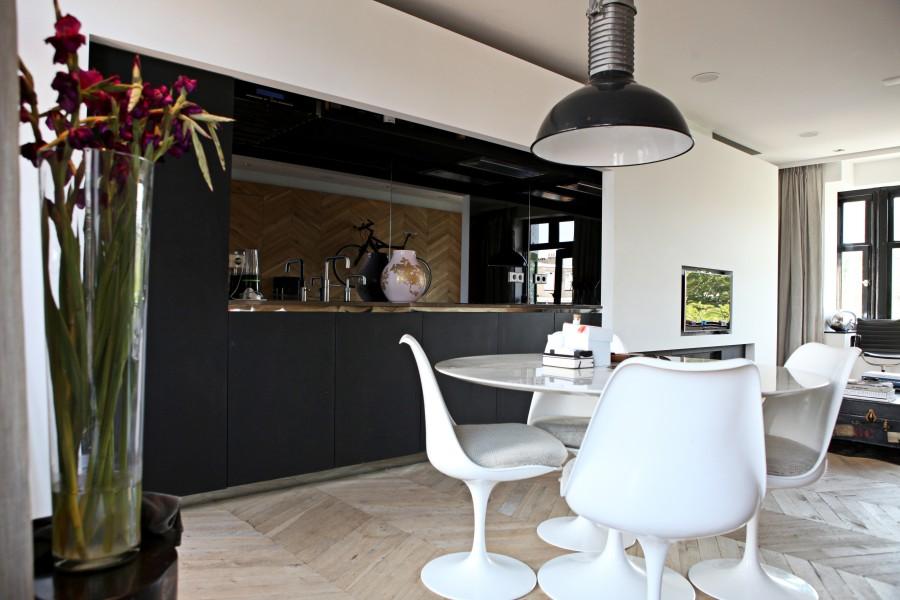 Amsterdam, Dalani, Casa, Design, Progetto, Living