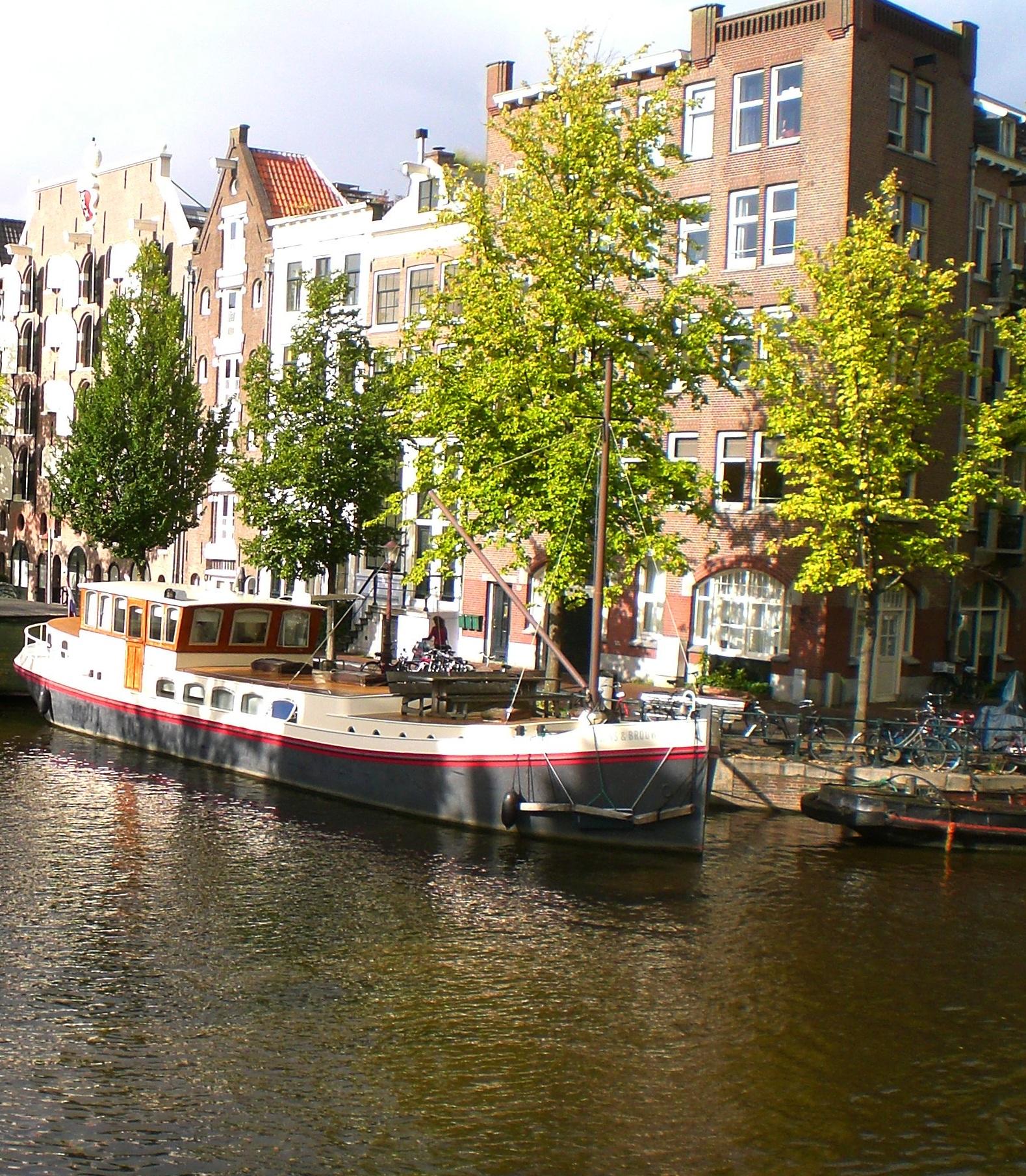 Amsterdam lover: casa Industrial
