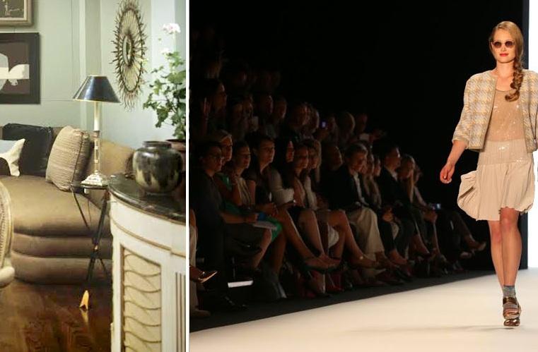 Fashion Weeks 2014: passerella e casa