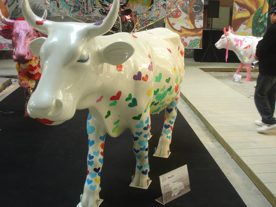 Dalani, Metropoli, Arte, Colori
