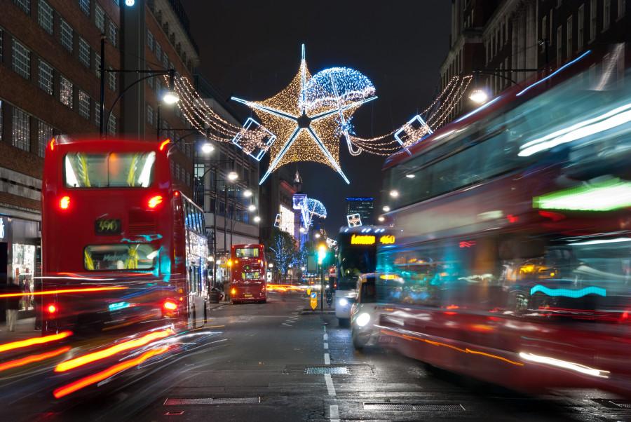 Dalani, Londra, Christmas, Natale