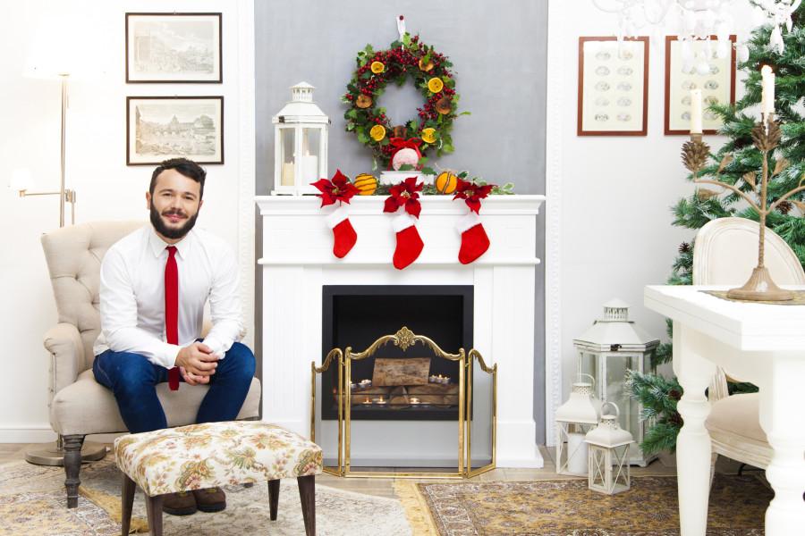 Cuore, Dalani, Decorazioni, Fai-da-te, Natale, Ricette, Ghirlanda
