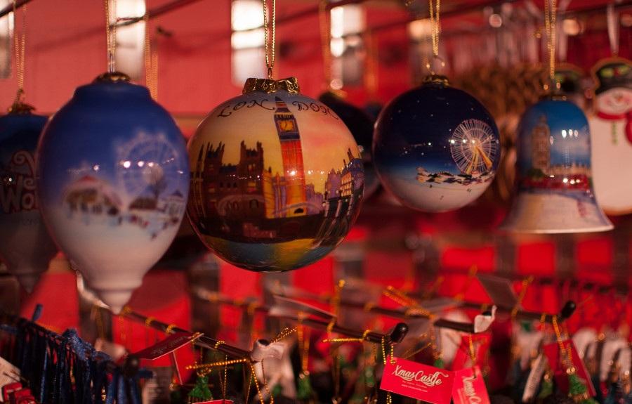 Dalani, Londra, Christmas, Natale, Decorazioni