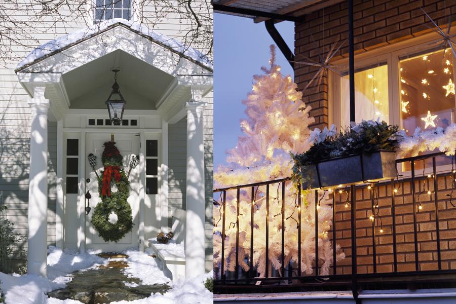 Dalani, Londra, Christmas, Home, Decorazioni