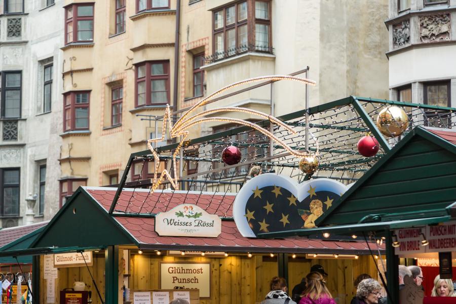 Innsbruck, Arte, Dalani, Decorazioni, Natale, Fai-da-te, Shopping, Mercatini-di-natale, Tettuccio-d-oro