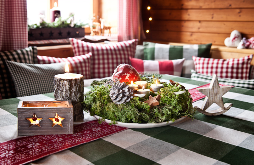 Musica di Natale - Weekend chalet style