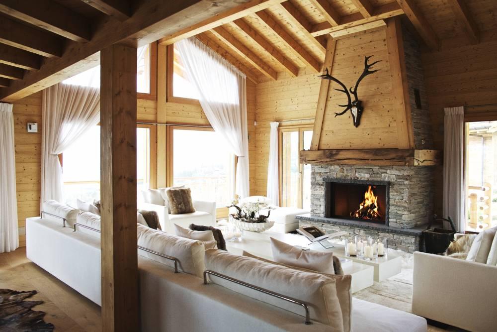 La-grande-bellezza, Chalet, Casa, Design, Style, Progetto, Spazio