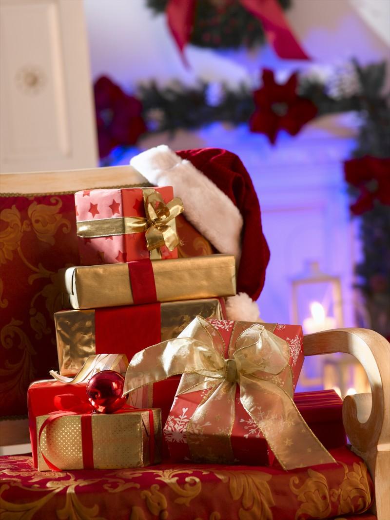 Come, Incartare, Regalo, Colori, Dalani, Decorazioni, Fai-da-te, Natale
