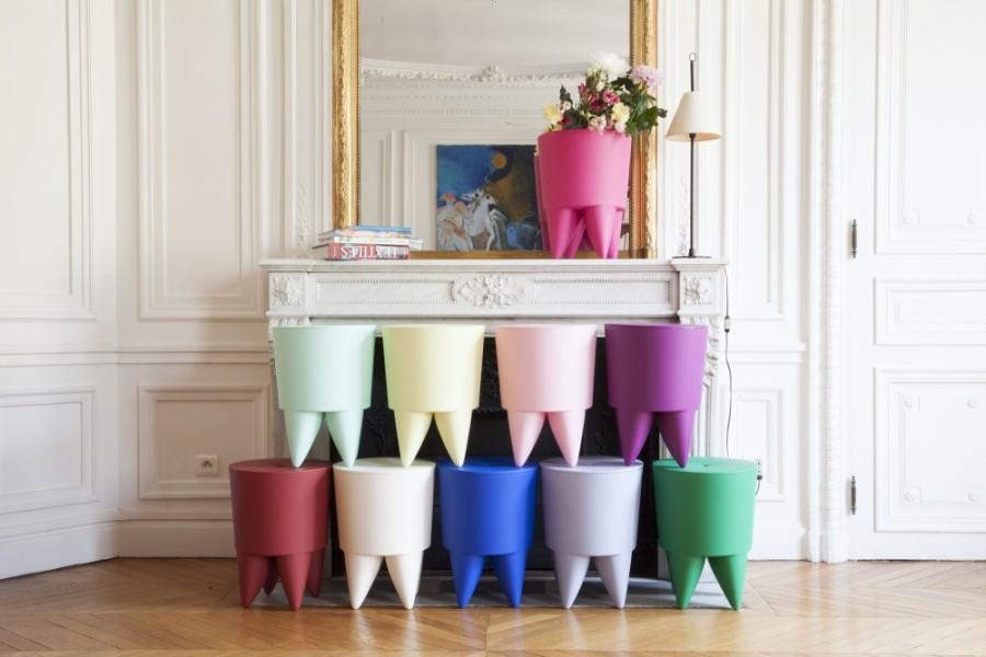 Bubu-by-Philippe-Starck, XO-Design, Sgabelli, Sedie, Design, Passione, Progetto, Colori, Style