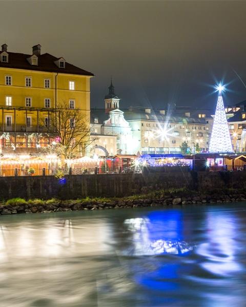 Innsbruck - Dalani ai mercatini di Natale