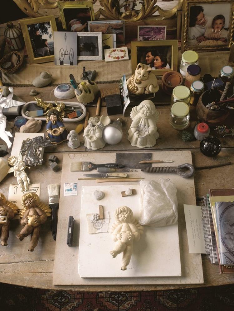 Thun, Arte, Casa, Colori, Matrimonio, Progetto, Style, Collezione, Catalogo, Animali, Angelo