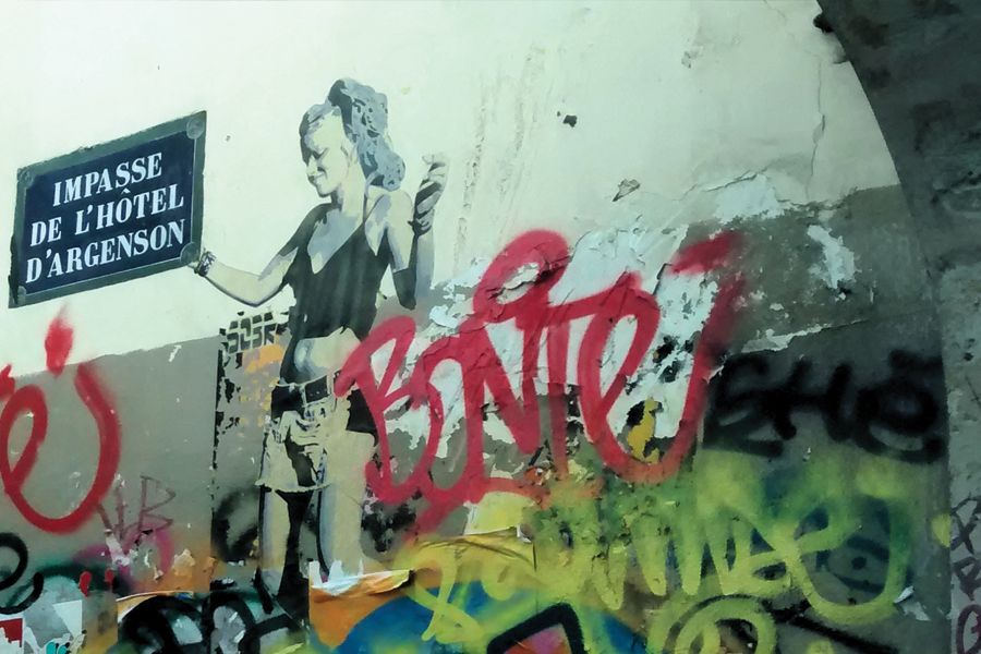 Un quartiere ricco di arte che ospita il Museè Picasso