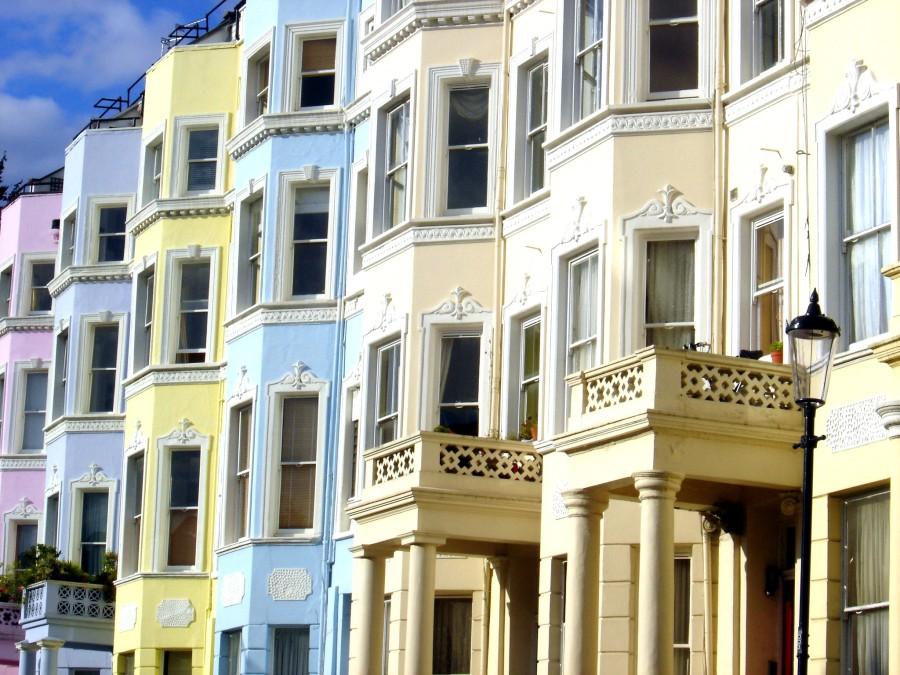Dalani, Notting-Hill, Colori, Giardino