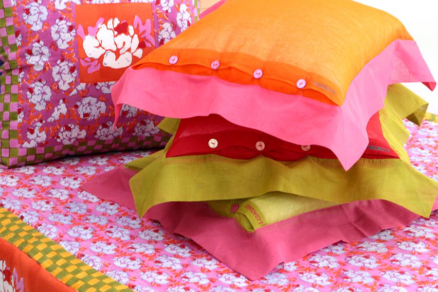 Tessile-di-lisa-corti, Lisa-corti, tessuti-per-la-casa, Colori, Casa, Dalani, Fiori, Trend-estate-2015, Collezione-estate-2015, Ispirazione