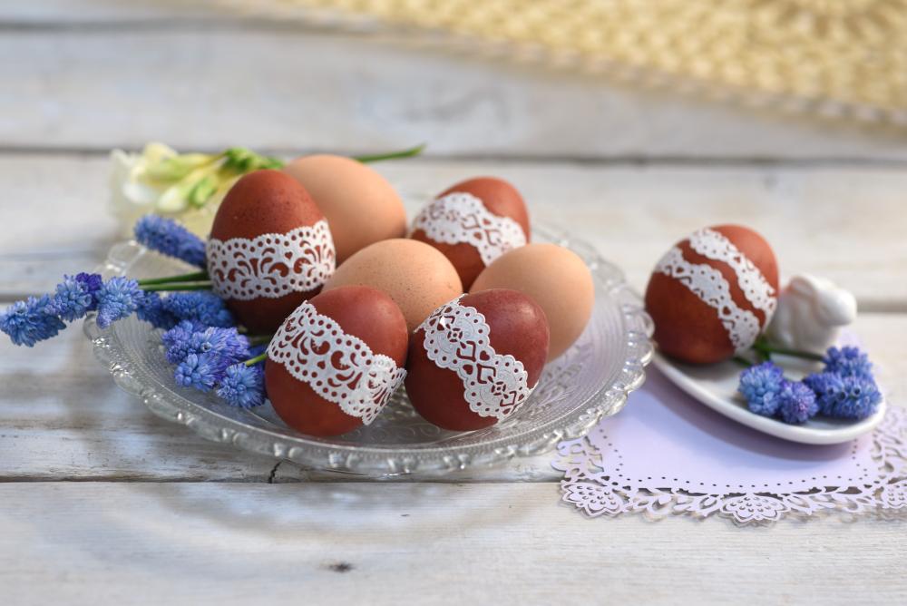 Uova-di-Pasqua, Decorazioni, Dolci, Fai-da-te, Ricette, Style, Dalani