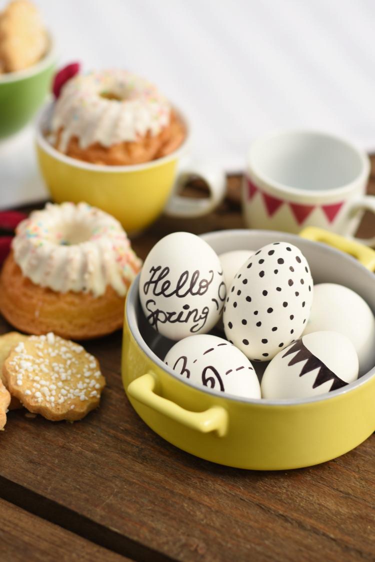 Uova-di-Pasqua, Decorazioni, Dolci, Fai-da-te, Ricette, Style
