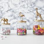 Barattoli fai da te con animali: regali creativi