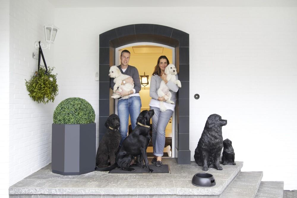 La-strada-per-la-felicità, Cani, Casa, Cucina, Living, Style, Casa-moderna,