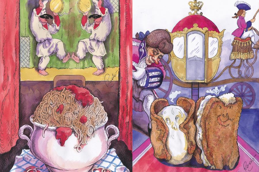 Ricette-di-Csaba-dalla-Zorza, Cucina-napoletana, Cucina, Colori, Estate, Food, Libri, Ricette, Tv, Napoli-in-bocca, Expo-2015