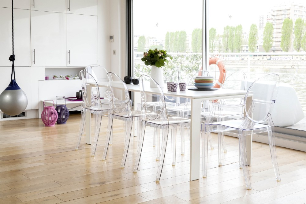 Casa galleggiante parigi westwing magazine for Stile marinaro arredamento