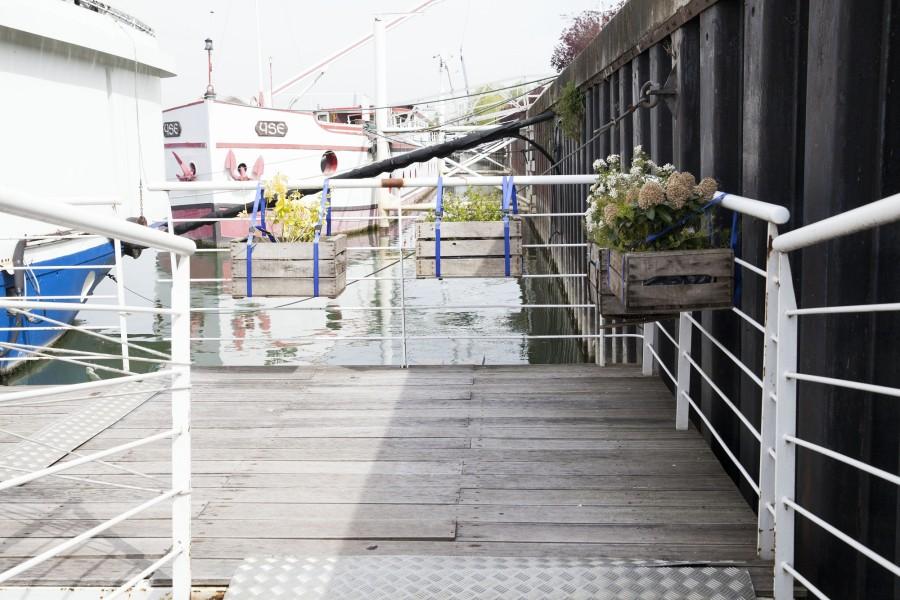 Casa-galleggiante, Barca, Arredamento, Casa, Colori, Consigli, Parigi, Style, Stile-Coastal, Casa-in-stile-marinaro